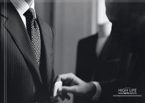 La simplicidad es la clave de la elegancia y muestra de una admirable decisión. #HighLife