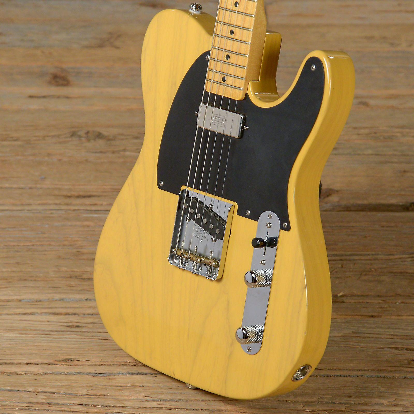 hipocresía Duplicación No de moda  Fender Vintage Hot Rod '52 Telecaster 2007 - 2013   Reverb   Telecaster, 52  telecaster, Fender telecaster