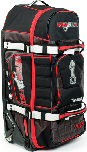 Motorfist Rig 9800 Gear Bag Snowmobile