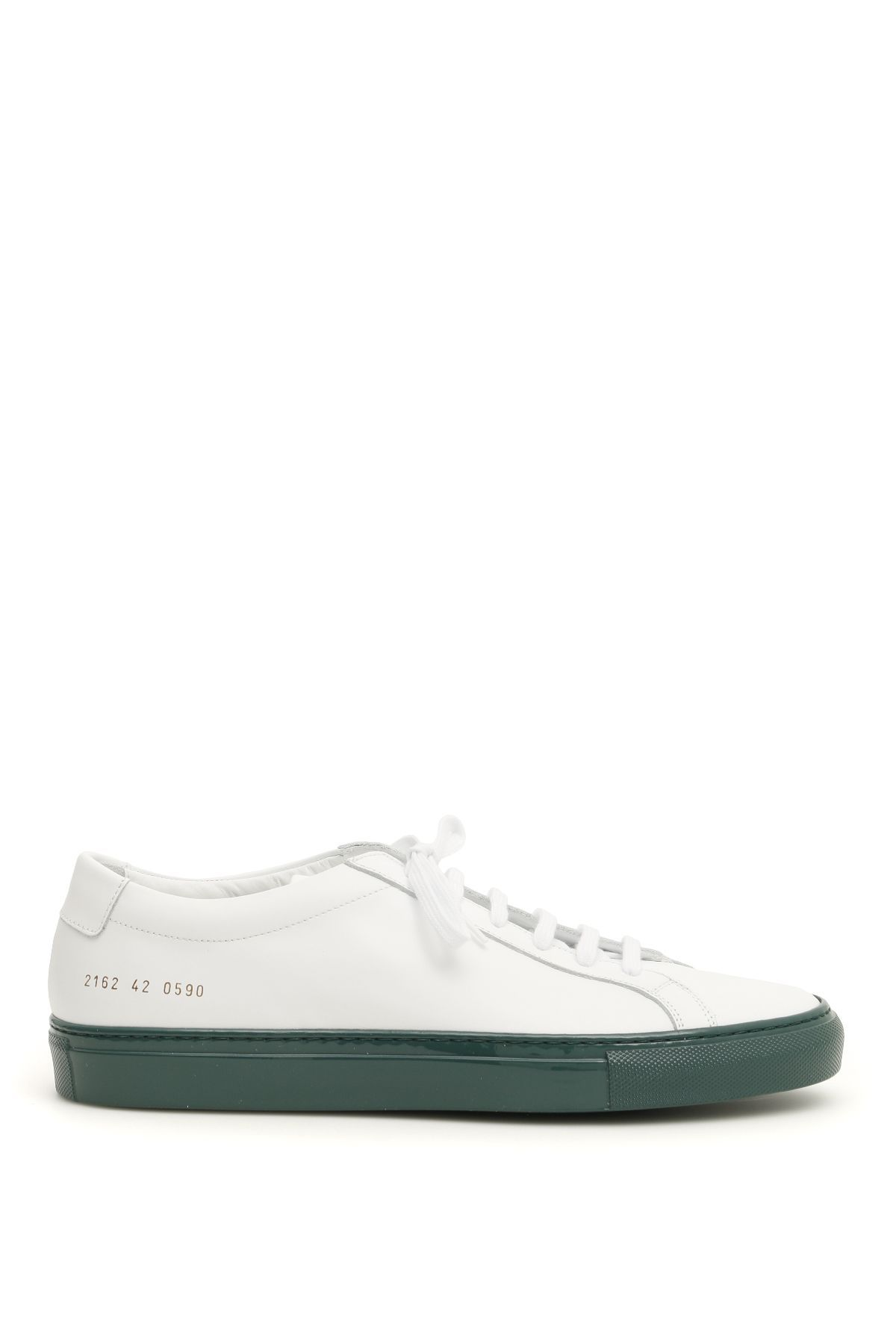 31af8cc9cd03 COMMON PROJECTS ACHILLES SHINY SNEAKERS.  commonprojects  shoes ...