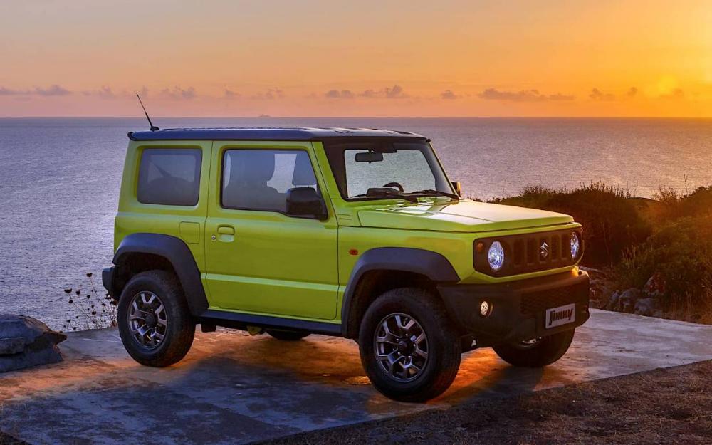 Suzuki Jimny 2020 Precios Versiones Y Equipamiento En Peru In