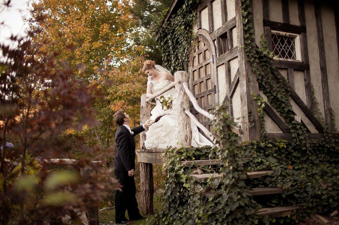 Castle Ladyhawke Wedding Photos