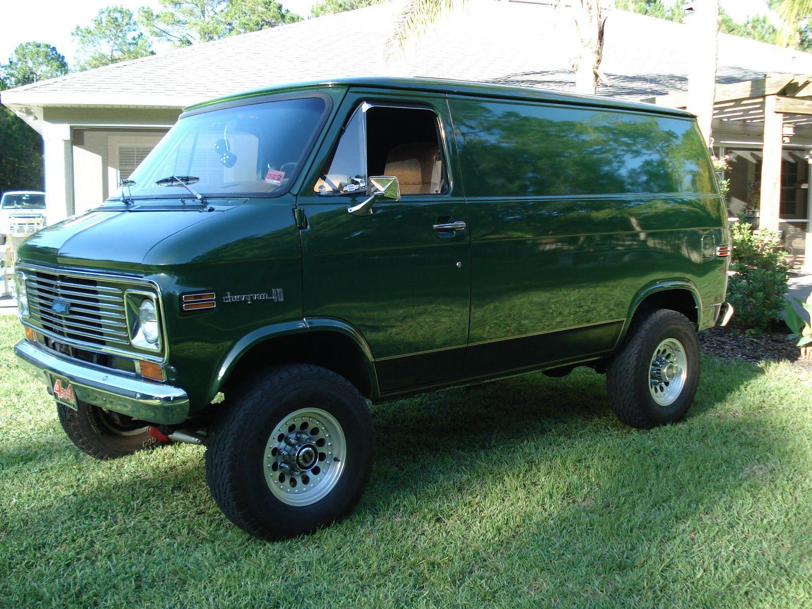 Chevrolet G20 Van G10 Ebay Chevy Van Gmc Vans Vans