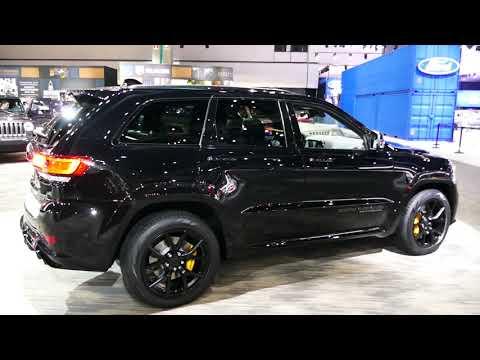 New 2020 Jeep Grand Cherokee Trackhawk Suv Exterior Tour 2019 La Auto Show Los Angeles Ca Youtube Jeep Grand Cherokee Suv La Auto Show