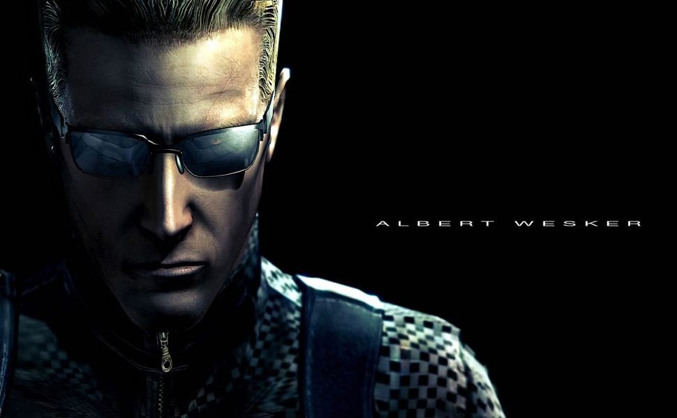 Wesker Resident Evil 5 Hd Wallpaper Resident Evil Resident Evil