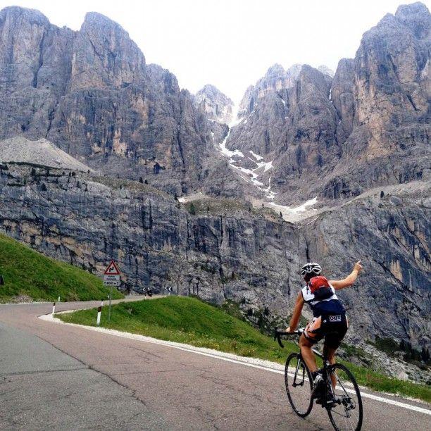 Dolomites Bike Cycling Tours Cycling The Italian Alps Bike Trips Bike Tour Dolomites