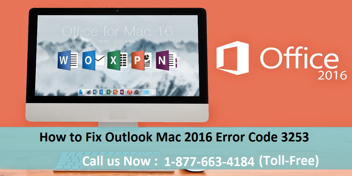 Read steps to know About How to Fix Outlook Mac Error Code