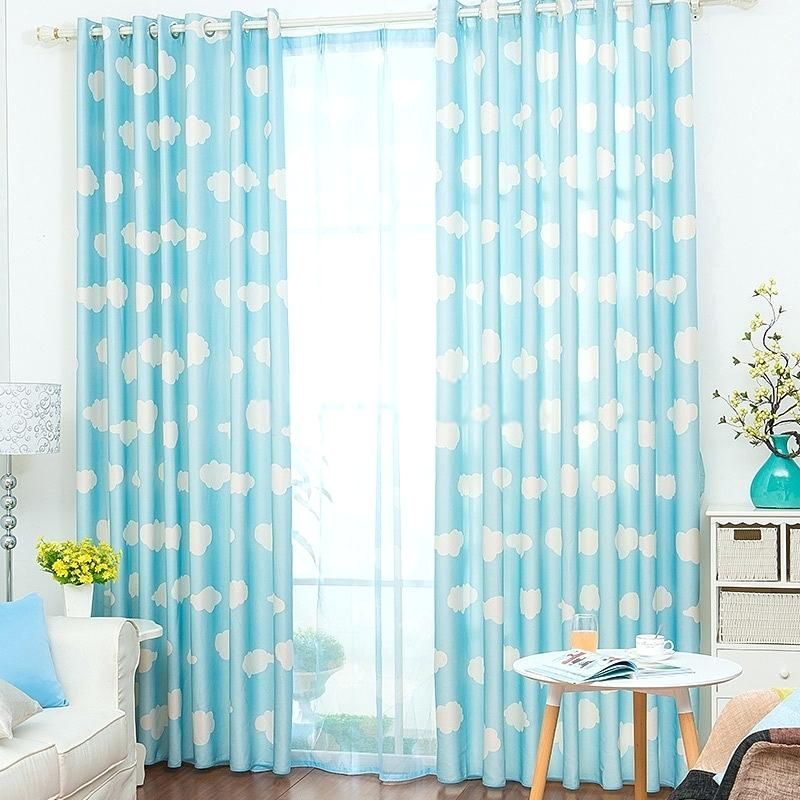 3 Purposes For Light Blue Blackout Curtains In 2020 With Images