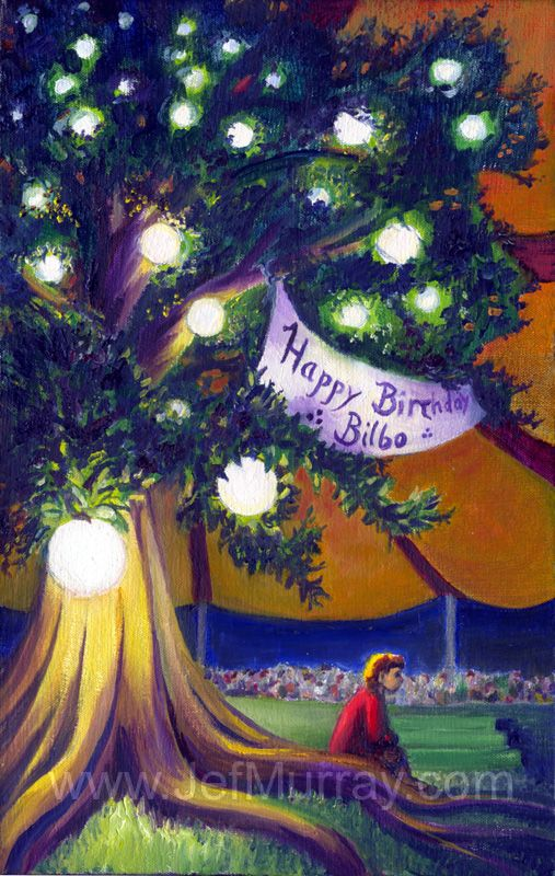'The Party Tree' by Jef Murray