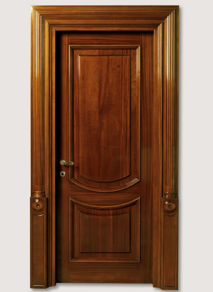 Luigi Xvi 4014 Qq Antique Tulipwood Finish With Embossment Without Carving Luigi Xvi C Classic Wood Interi Wooden Door Design Doors Interior Bedroom Door Design