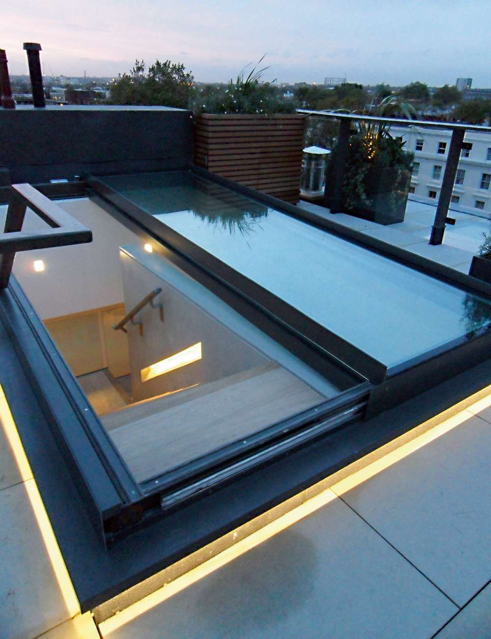Choosing Rooflights Homebuilding Renovating Glass Roof Green Roof Roof Architecture