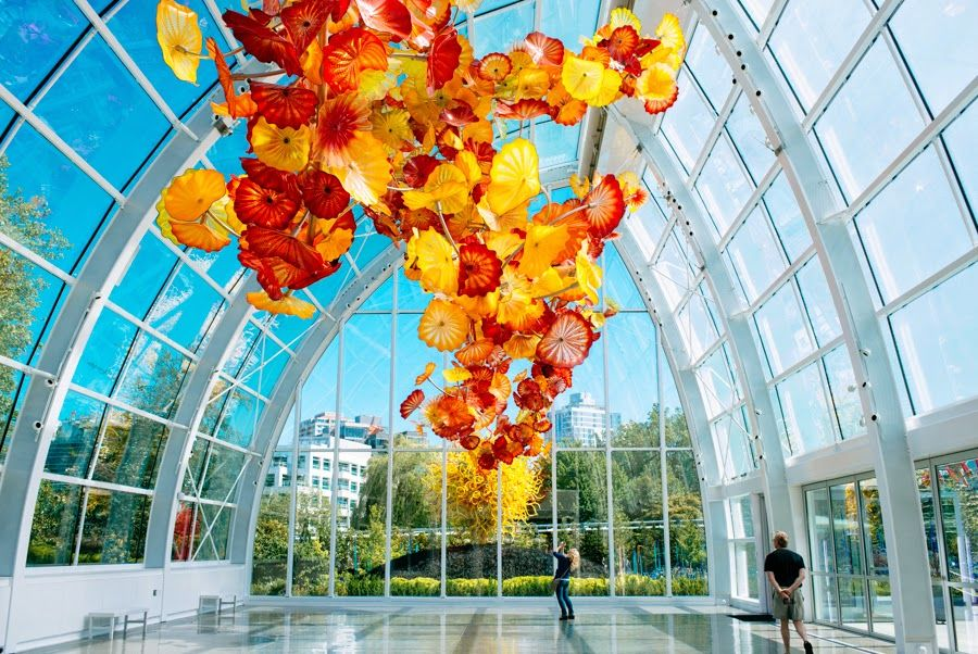 Chihuly Garden And Gl Seattle