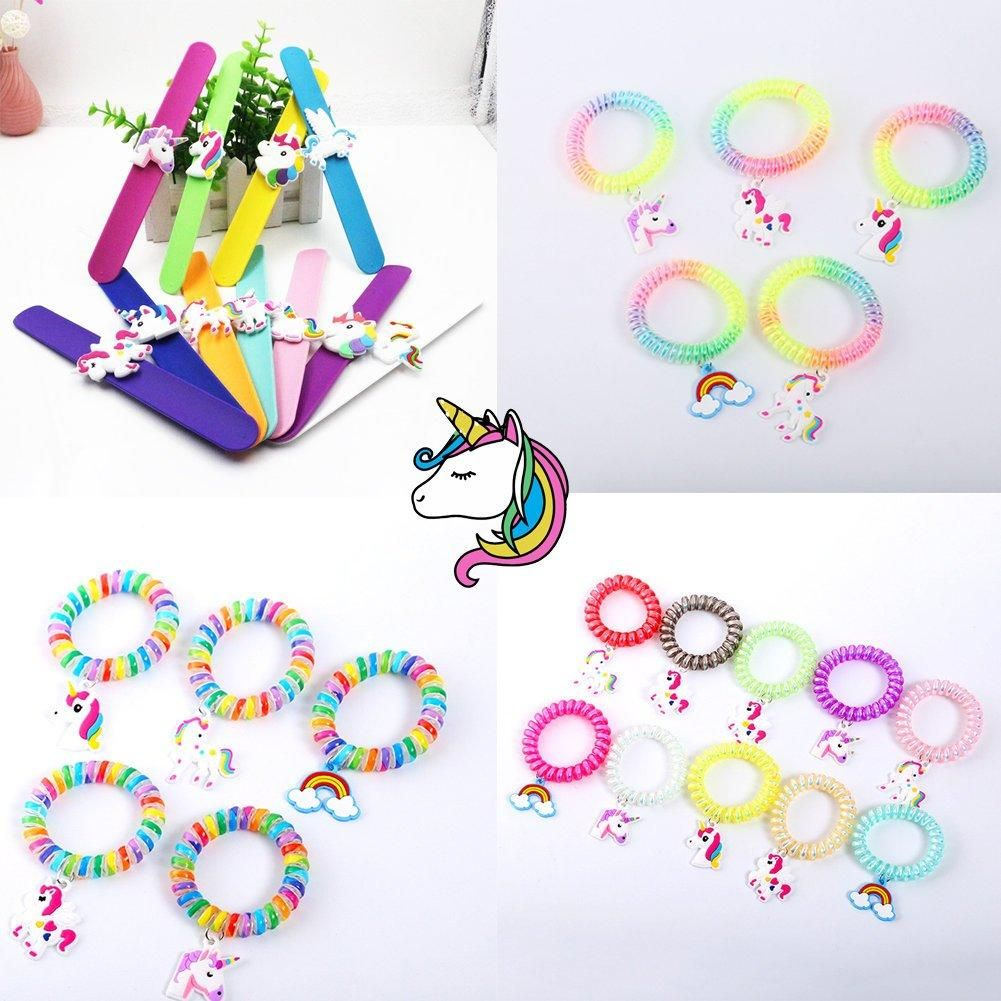 Unicorn party favor Bracelet| Unicorn charm bracelet|Unicorn party| Unicorn party favor|Unicorn birthday party |Rainbow Unicorn Bracelet ★★★★★★★★★★★★★★★★★★★★★★★★★★★★★★★★★★★ ★★★★★★★★★★★★★★★★★★★★★★★★★★★★★★★★★★★ 🦄 Who said unicorns aren't real?! Send the kiddos home with their goodies with these adorable Unicorn bracelet charm! Make your child's party magical with these colorful gifts! Bracelet are flexible fit any girls age even adult! 🦄 1. PLEASE CHOOSE
