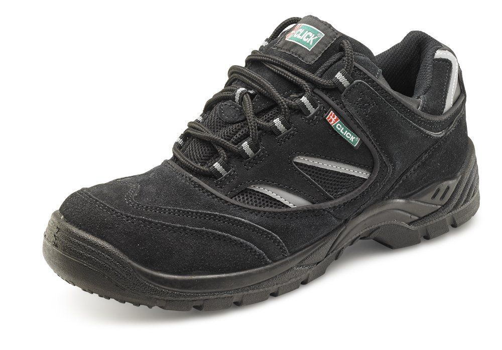 Steel toe cap trainers, Shoes