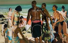 contemporary genre painting - Google Search