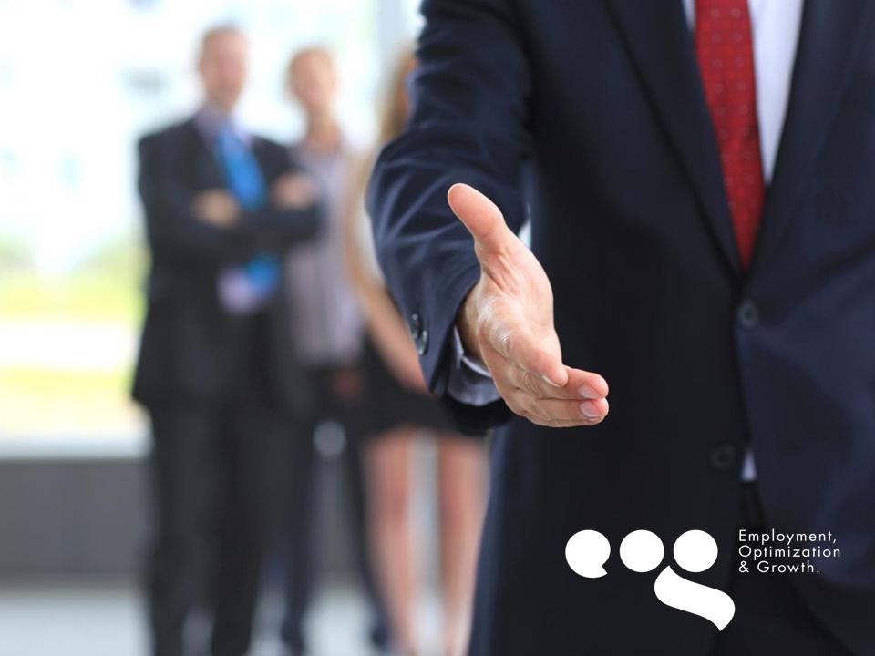 EOG TIPS LABORALES. Somos una compañía dedicada a la gestión de la relación obrero-patronal, permitiendo a nuestros clientes enfocarse en su core business, para generar crecimiento en su empresa. En EOG, nos hacemos cargo de su personal de manera responsable y profesional, para que usted se ocupe de factores de importancia al interior de su empresa. #eog