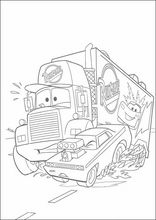 ausmalbilder cars6 in 2020 | disney malvorlagen, lustige