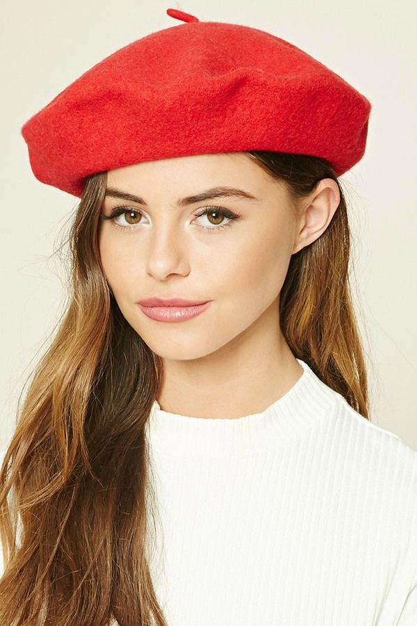 094e47178a5a FOREVER 21+ Wool Beret | Fashion Flair Jewelry and Apparel | Fashion ...