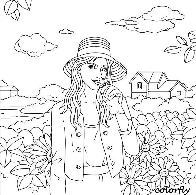 g708 color fly coloring pages - photo#21