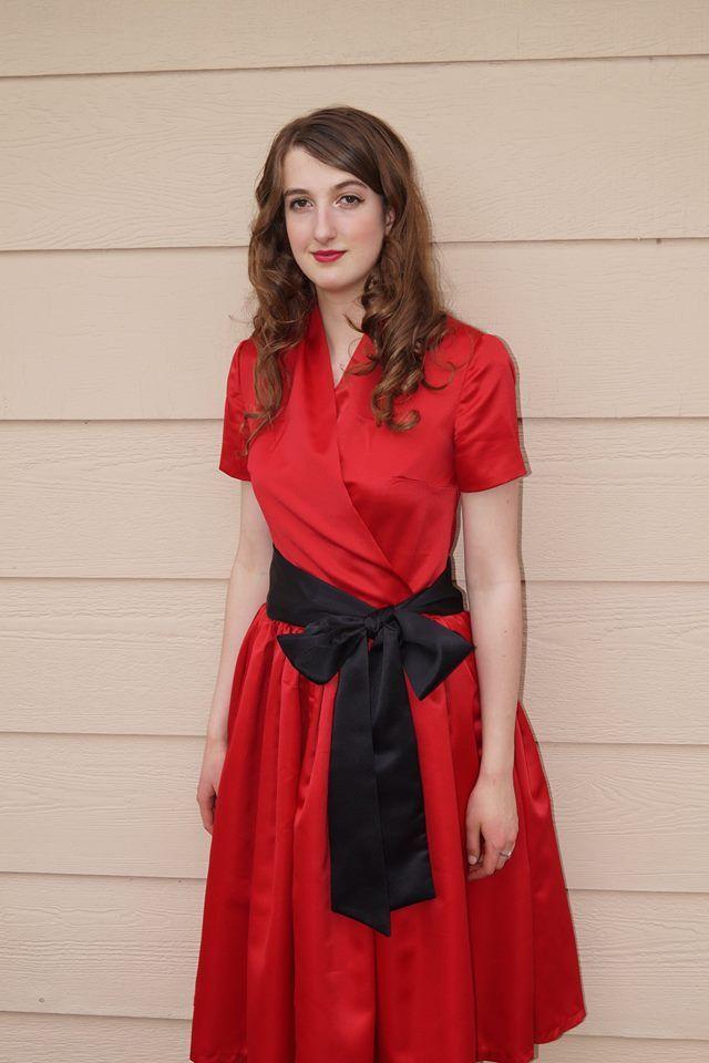 Creative Chicks: Prom Dress 2014. Butterick pattern 5850   have ...