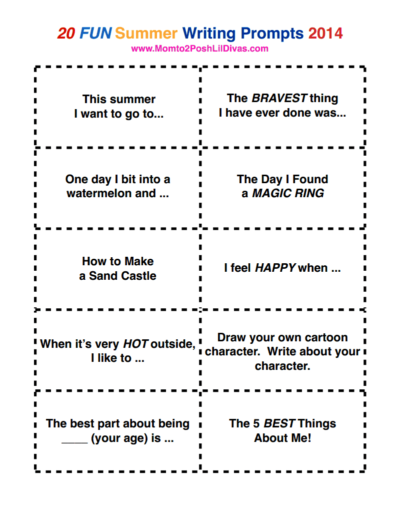 Writing assessment for elementary students