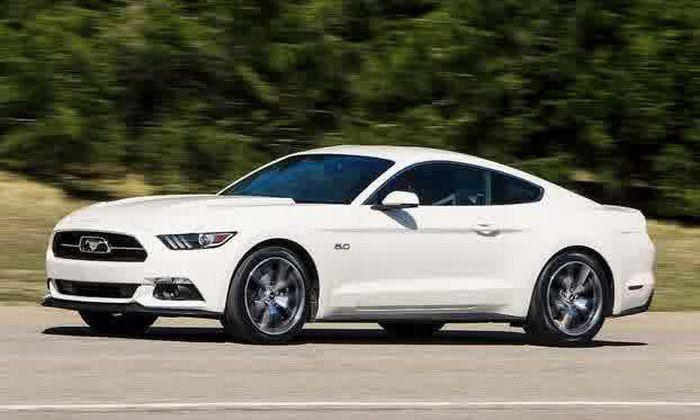 White Ford Mustang Design Cars Pinterest Ford