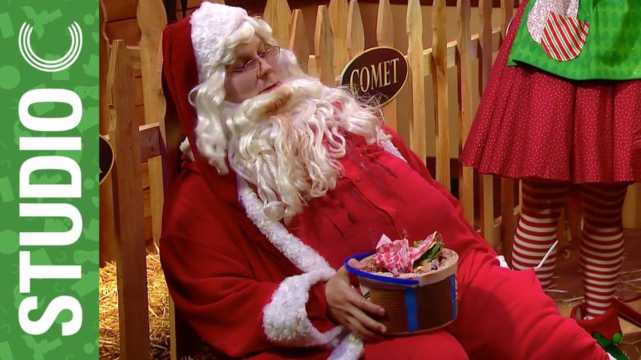 Santa and the Christmas Blues - Studio C | Studio C | Pinterest ...