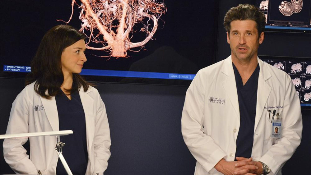 Grey's Anatomy: Should Amelia Get a Visitor from Los Angeles? #greysanatomy