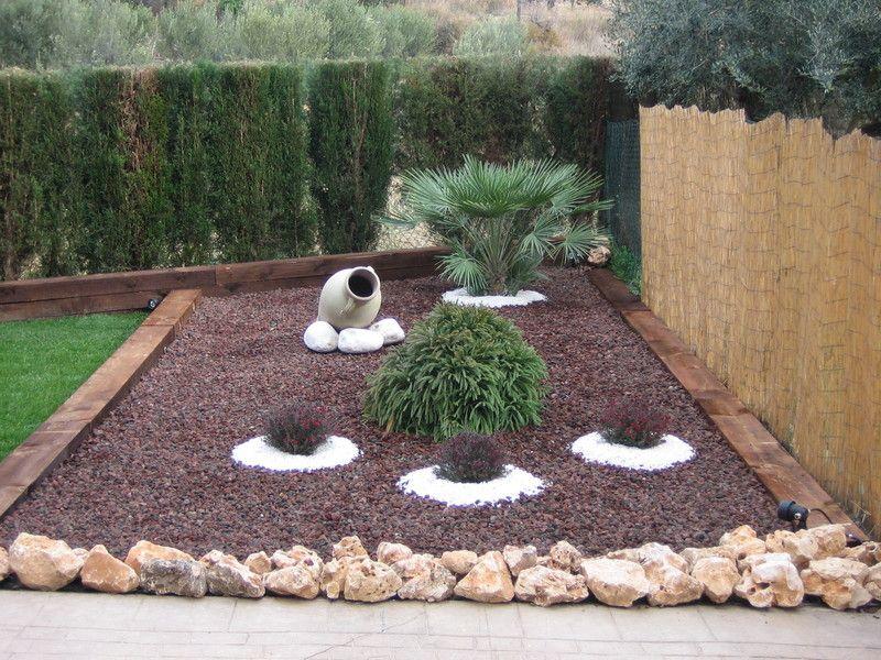 Jardin grava buscar con google proyecto patio de san - Gravas para jardin ...
