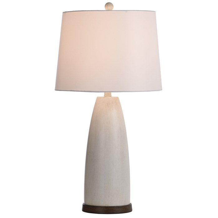 Batley Cream Table Lamp 15in W X 29in Ht Transitional Smooth Painted Aged Egg Shell Body Table Table Lamps Stylecra In 2021 Cream Table Lamps Table Lamp Lamp