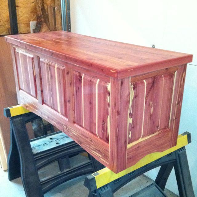 Red Cedar Blanket Chest Furniture Cedar Furniture