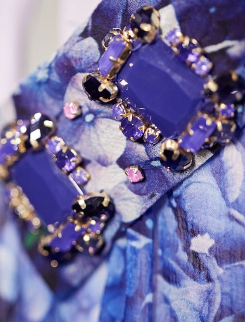kate spade new york fall 2016: lots (and lots) of embellishment | kate spade new york | Bloglovin'