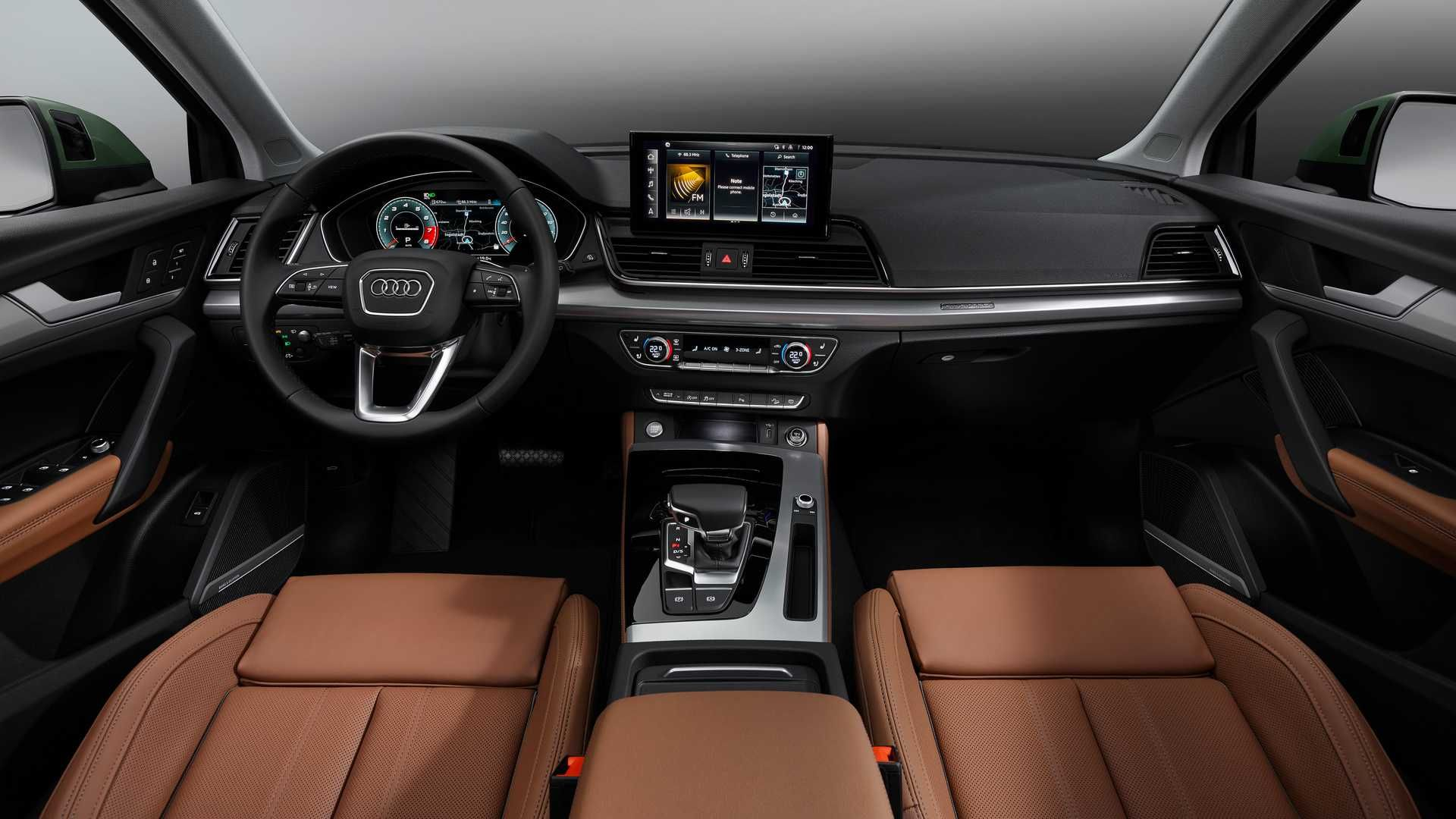 2021 Audi Q5 Facelift in 2020 Audi q5, Audi, Audi crossover