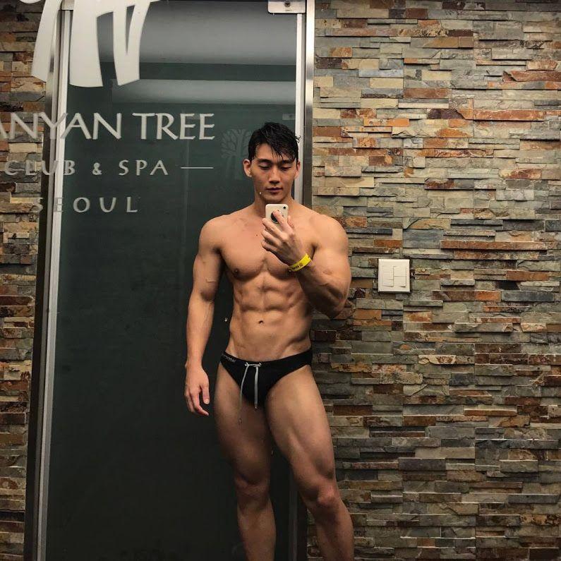 Swimsuit Well Toned Australians Pose Nude Gif