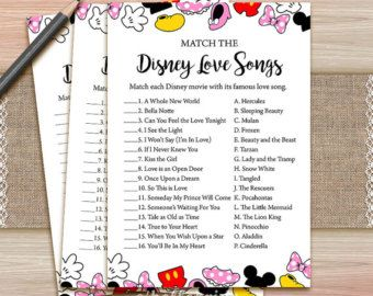 famous disney couples list