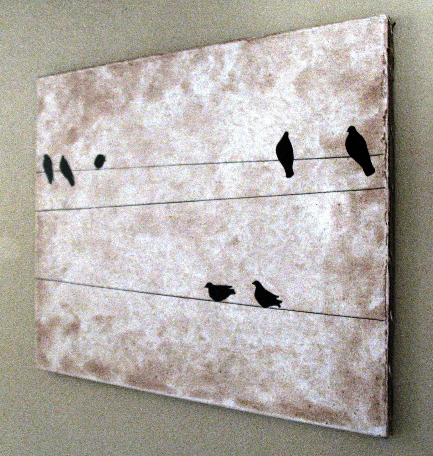 Crafty Butt: spare canvas project | Art work | Pinterest | Crafty ...