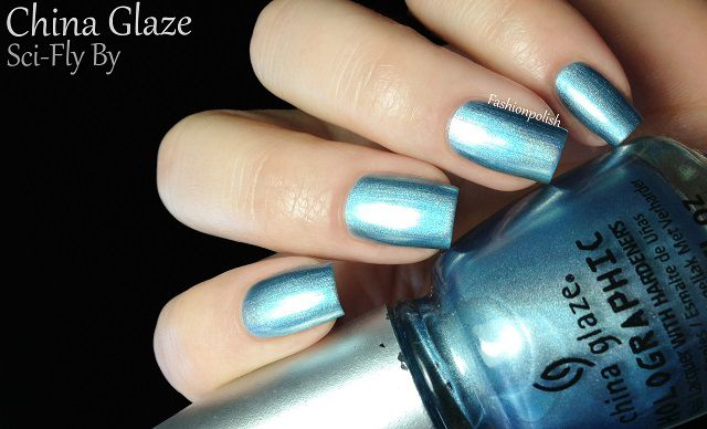 Fashion Polish: China Glaze Hologlam collection review