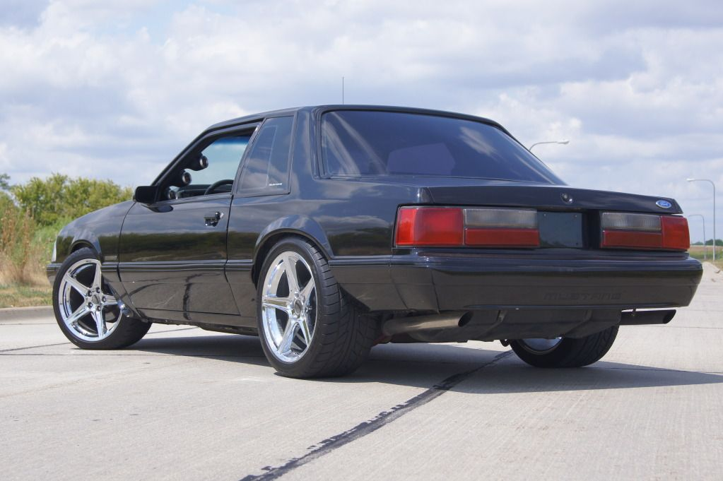 Possibly Buying A Notchback Whats It Worth Ford Mustang
