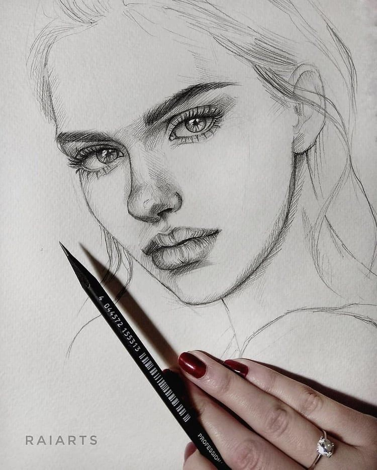 Girls Draw Art Face Drawing Girl Sketch Https Weheartit Com Entry 326857916 Art Drawings Sketches Art Sketches