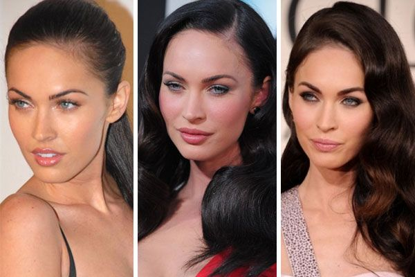 Картинки по запросу Megan Fox plastic surgery before and after