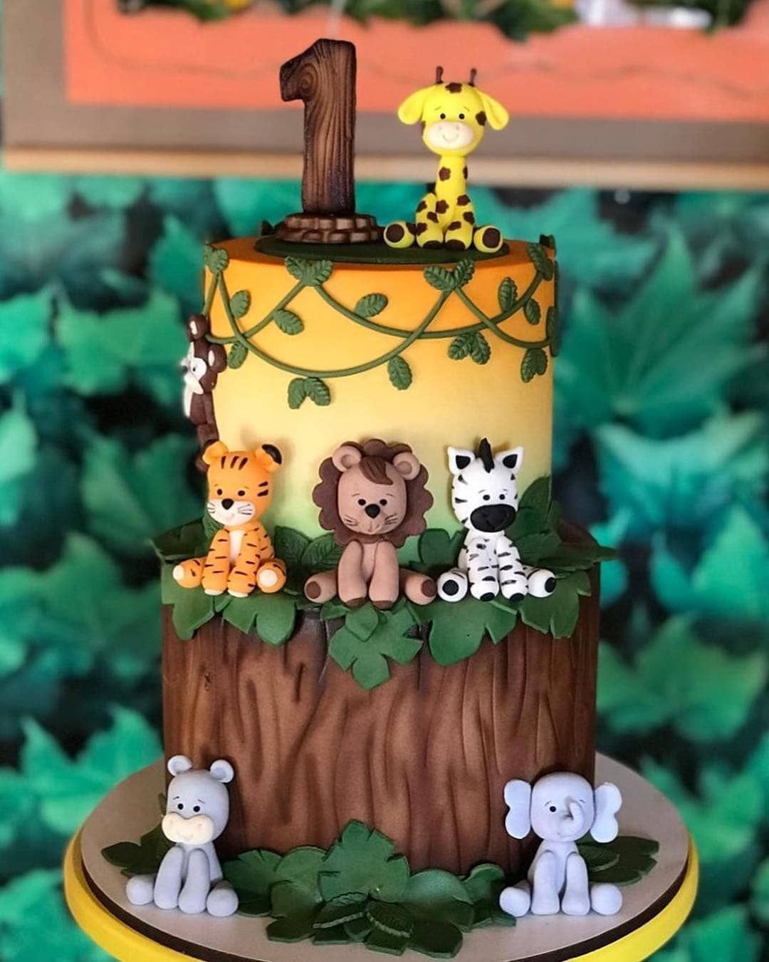 Festa Safári: 70 sugestões e passo a passo para uma festa animal #safaribirthdayparty