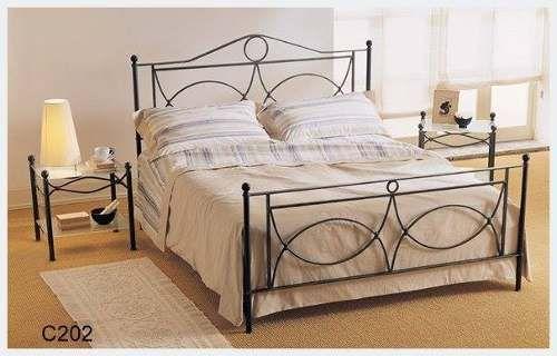 cama de hierro | cama | Pinterest | Hierro, Camas y Hierro forjado