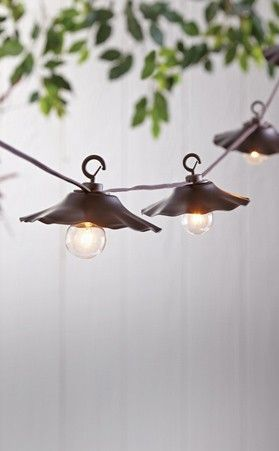 Canvas marais outdoor string lights canadian tire