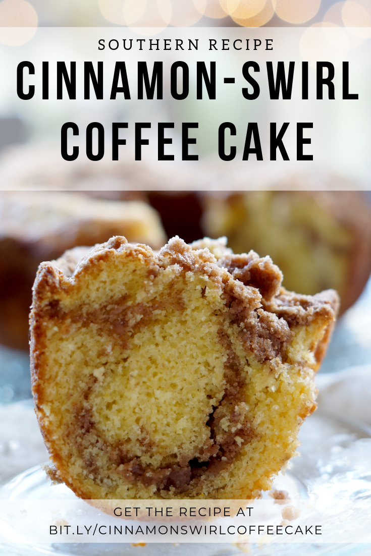 Photo of Southern Recipe – Cinnamon-Swirl Coffee Cake – Hands down, the best #coffeecake …
