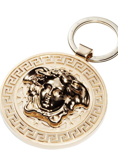 Medusa Versace Key Ring