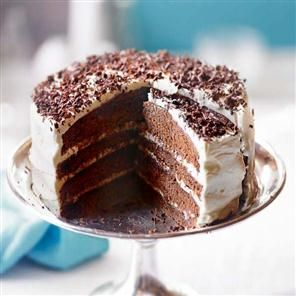 #PinThePerfect #MaryBerry  Chocolate tiramisu cake Recipe | delicious. Magazine free recipes