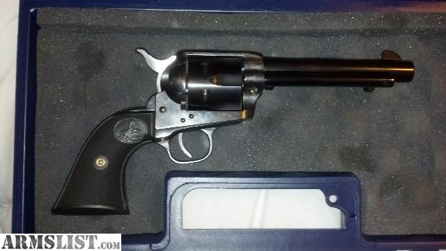 Colt 45 Cowboy Revolver Armslist For Sale Colt Cowboy 45 Long