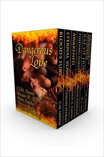 Dangerous Love (A Paranormal Romance Anthology) - Kindle edition by C.M. Owens, Brenda K. Davies, Melisa Hamling, W.J. May, Chrissy Peebles. Paranormal Romance Kindle eBooks @ Amazon.com.