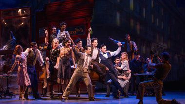 Complete A Z Listing Of Broadway Shows In Nyc An American In Paris New York Broadway Shows In Nyc