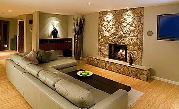Basement Pictures finished basement ideas to maximize your basement's potential